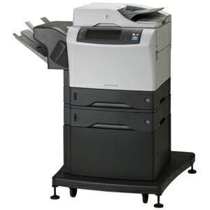 HP LaserJet M4345XS Laser Multifunction Printer - Monochrome - Plain Paper Print - Floor Standing - Copier/Fax/Printer/Scanner - 45 ppm Mono Print - 1200 x 1200 dpi Print - Automatic Duplex Print - 45 cpm Mono Copy - 2 x Input Tray 500 Sheet, 1 x Automati 2