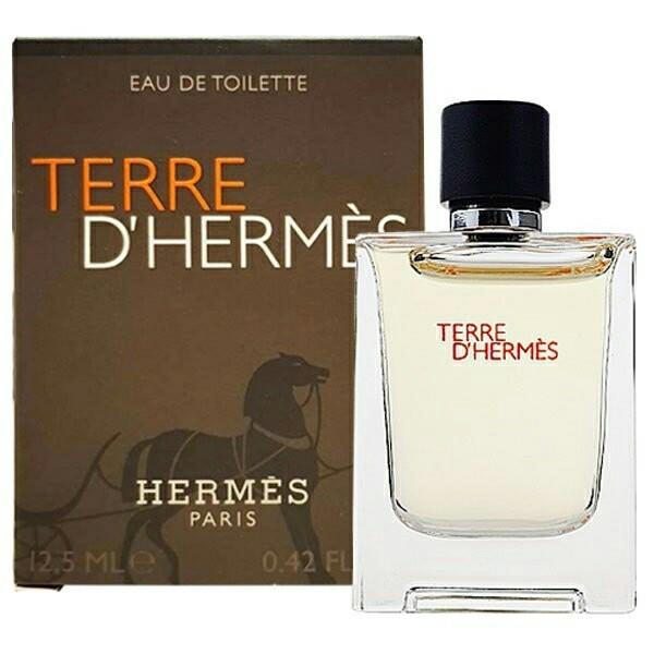Hermes愛馬仕TerreDHermes大地男性淡香水12.5ml《Belle倍莉小舖》