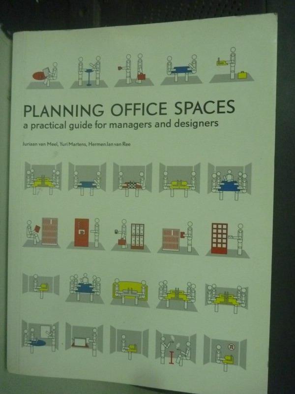 ~書寶 書T7/ _WDV~Planning office spaces : a prac