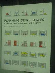 【書寶二手書T2/設計_WDV】Planning office spaces : a practical guide f