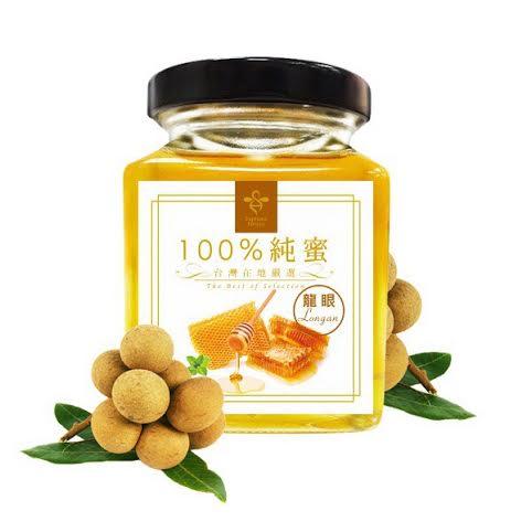 台灣國產【龍眼100%純蜜】250g