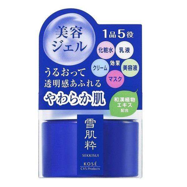 日本【7-11限定】KOSE-雪肌粹 美容凝膠50g-49402
