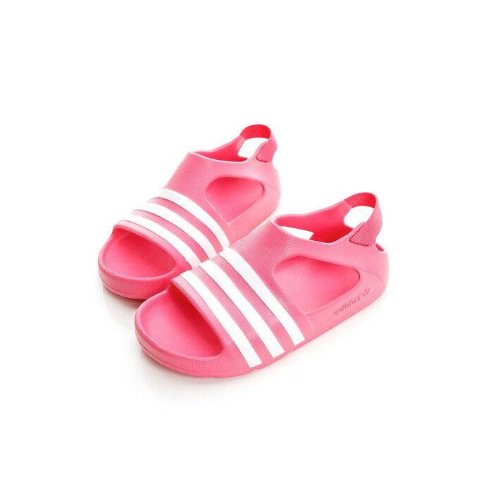帝安諾-ADIDAS 愛迪達 DISNEY 黑 桃 桃紅 粉 粉紅 童 涼鞋 S74734 S79881 S74735