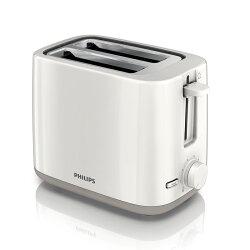 【PHILIPS飛利浦】電子式智慧型烤麵包機 HD2595/HD-2595