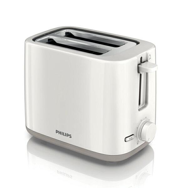 均曜家電:【PHILIPS飛利浦】電子式智慧型烤麵包機HD2595HD-2595