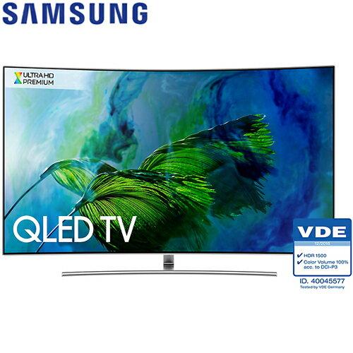 Samsung 三星 QA65Q8CAMWXZW 65吋 Q HDR QLED 曲面 量子電視 Q8C系列