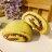 【16種口味-任選105顆】不計成本製作!天然自煮餡料~美味、健康、滿足!  純香鮮奶葡萄乾、 地瓜乳酪、爆漿巧克力、蔓越莓杏仁、 海苔起司、摩卡巧克力起司、抹茶紅豆、黑糖雜糧、亞麻仁子芋頭、紫米紅豆、紫地瓜芝麻 9