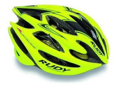 【7號公園自行車】RUDY PROJECT STERLING 安全帽(螢光綠)