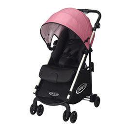 【原廠福利品(全新商品/無原廠包裝)】GRACO CitiCargo 單向購物型嬰幼兒手推車-粉紅彩【悅兒園婦幼生活館】【618購物節】