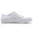 Shoestw【4C320T110】FILA BISCUIT 帆布鞋 餅乾鞋 休閒鞋 白色 男女尺寸都有 2
