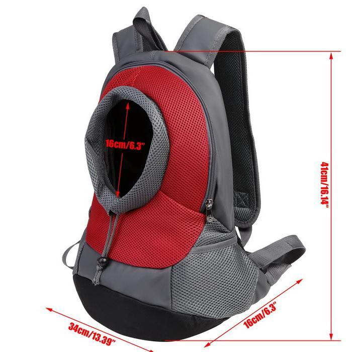 Pet Travel Carrier Head Out Backpack 3