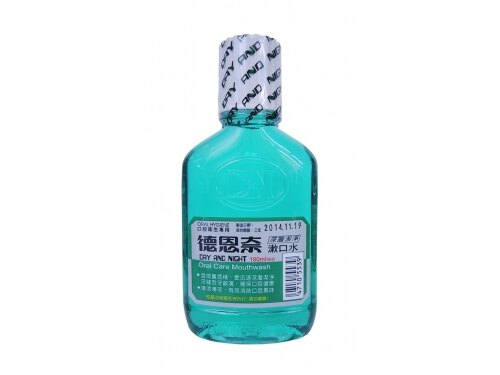德恩奈 漱口水180ml(6oz)【德芳保健藥妝】