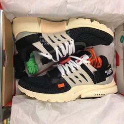 "現貨 BEETLE 極限量 OFF WHITE X NIKE ""THE TEN"" AIR PRESTO AA3830-001 US8 10 11 12"
