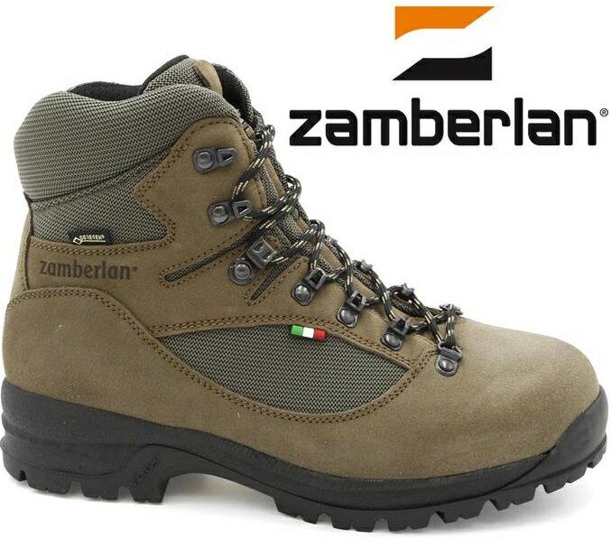Zamberlan 防水登山鞋/登山靴 549 Sherpa Pro GTX 灰紅 Gore-tex黃金大底義大利製
