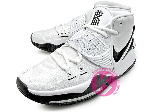 2020 Kyrie Irving 最新代言鞋款 限量發售 NIKE KYRIE 6 VI EP OREO PACK 白黑 潑墨 潑漆 前掌 ZOOM TURBO AIR 氣墊 (BQ4631-100) 0320 1