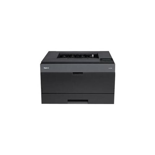Dell 2330D Laser Printer - Monochrome - 35 ppm Mono - 1200 x 1200 dpi - Parallel, USB - Mac, PC, SPARC 0