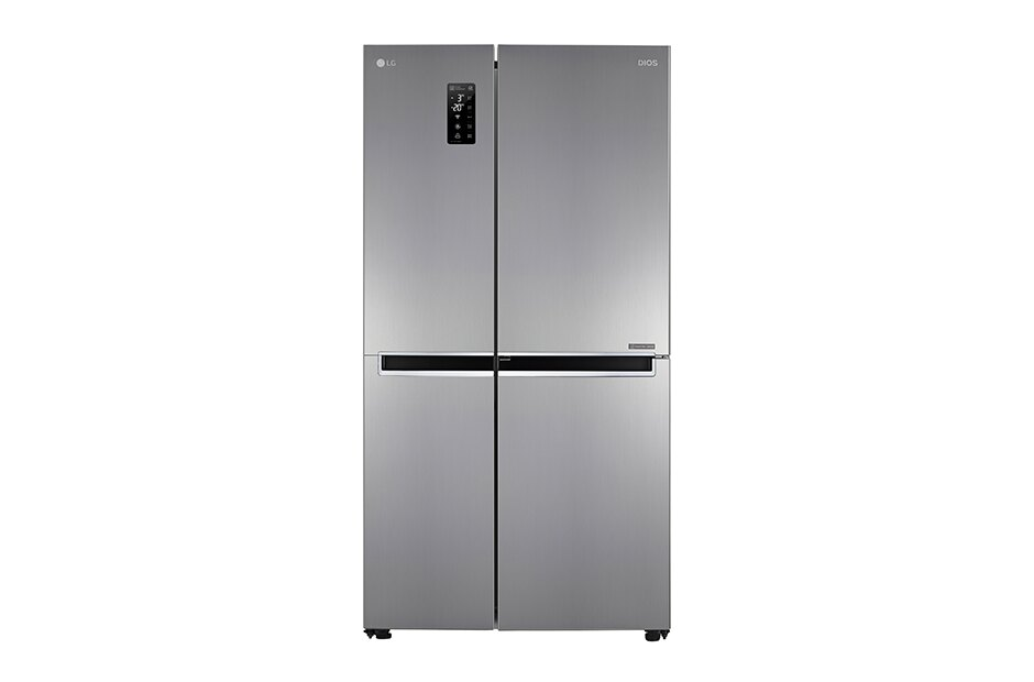 LG 830公升 WiFi門中門對開冰箱 GR-DL80SV 星辰銀