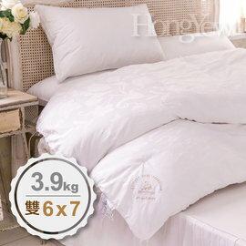 【鴻宇HONGYEW】100%長纖蠶絲/100%純棉表布/美國棉授權/台灣製造/馬德里特級長纖加厚型蠶絲被/雙人