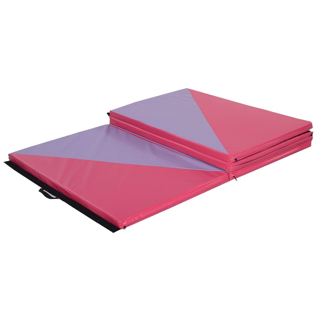 folding mat for itm thick yoga home fitness gym exercise x panel gymnastics