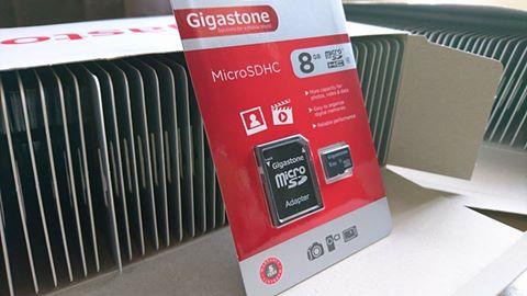 【迪特軍3C】出清 現貨 Gigastone 立達 8G MicroSD 記憶卡 C4 class4 附TF轉接器