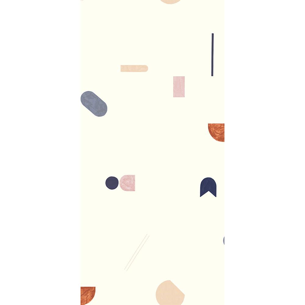 法國壁紙 幾何形圖案  2色可選  Season Paper x Heju合作壁紙 2