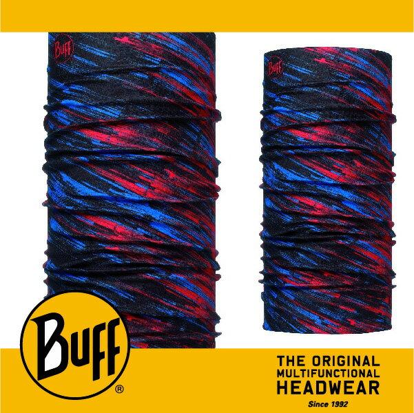 BUFF 西班牙魔術頭巾 經典系列 [紅藍交錯] BF104856