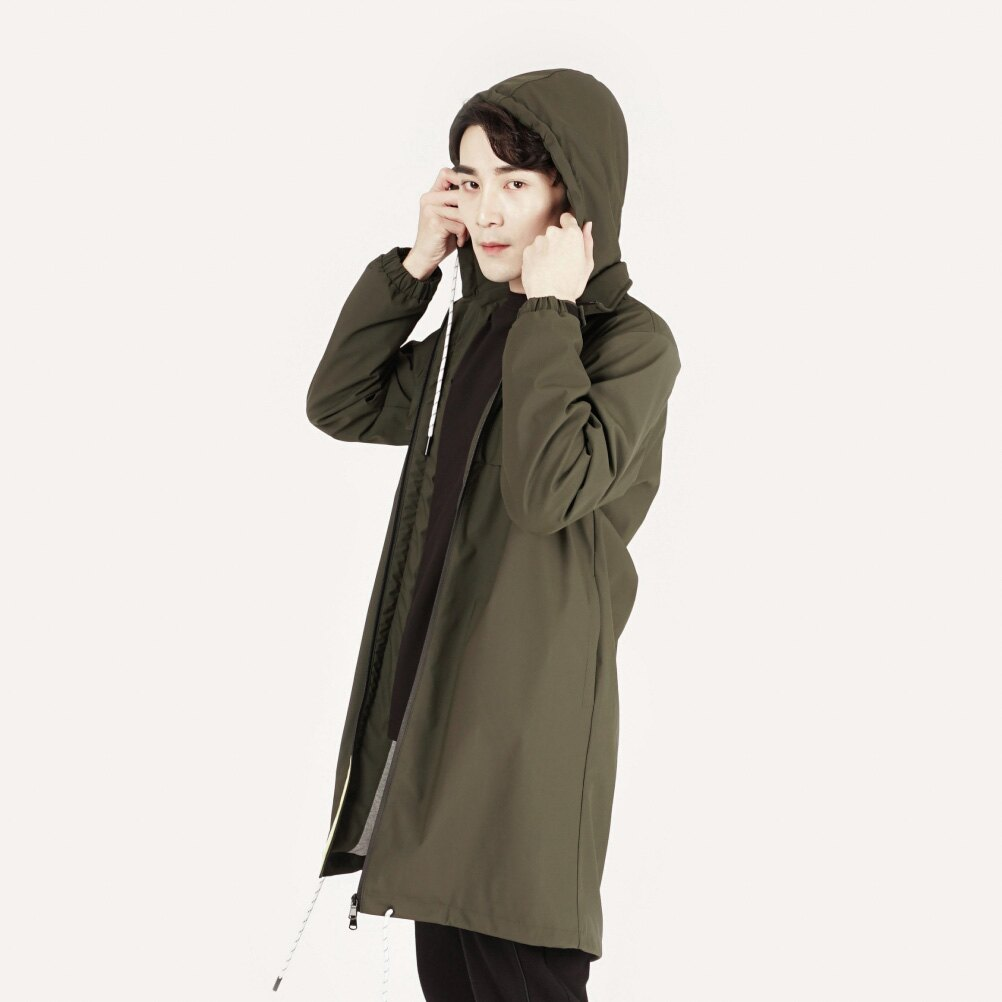 【FANTINO】外套(男)-墨綠 945333 3