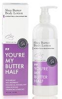 Shea Butter Body Lotion - Hydrating & Rejuvenating (16 fl oz) by Grace & Stella Co.