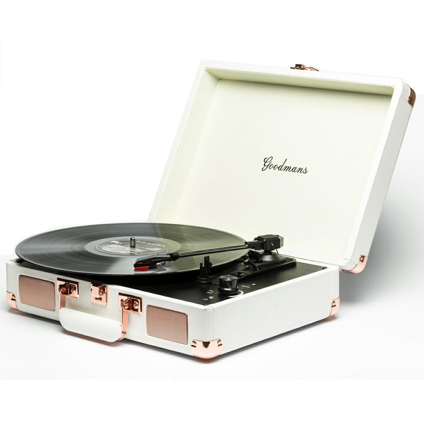 Goodmans Ealing Turntable 英國手提箱黑膠唱片機 0