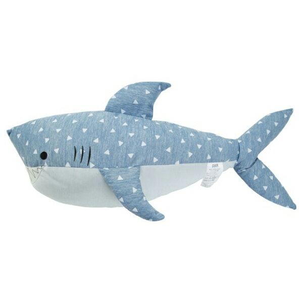 接觸涼感 鯊魚抱枕 SHARK N COOL H M NITORI宜得利家居 2
