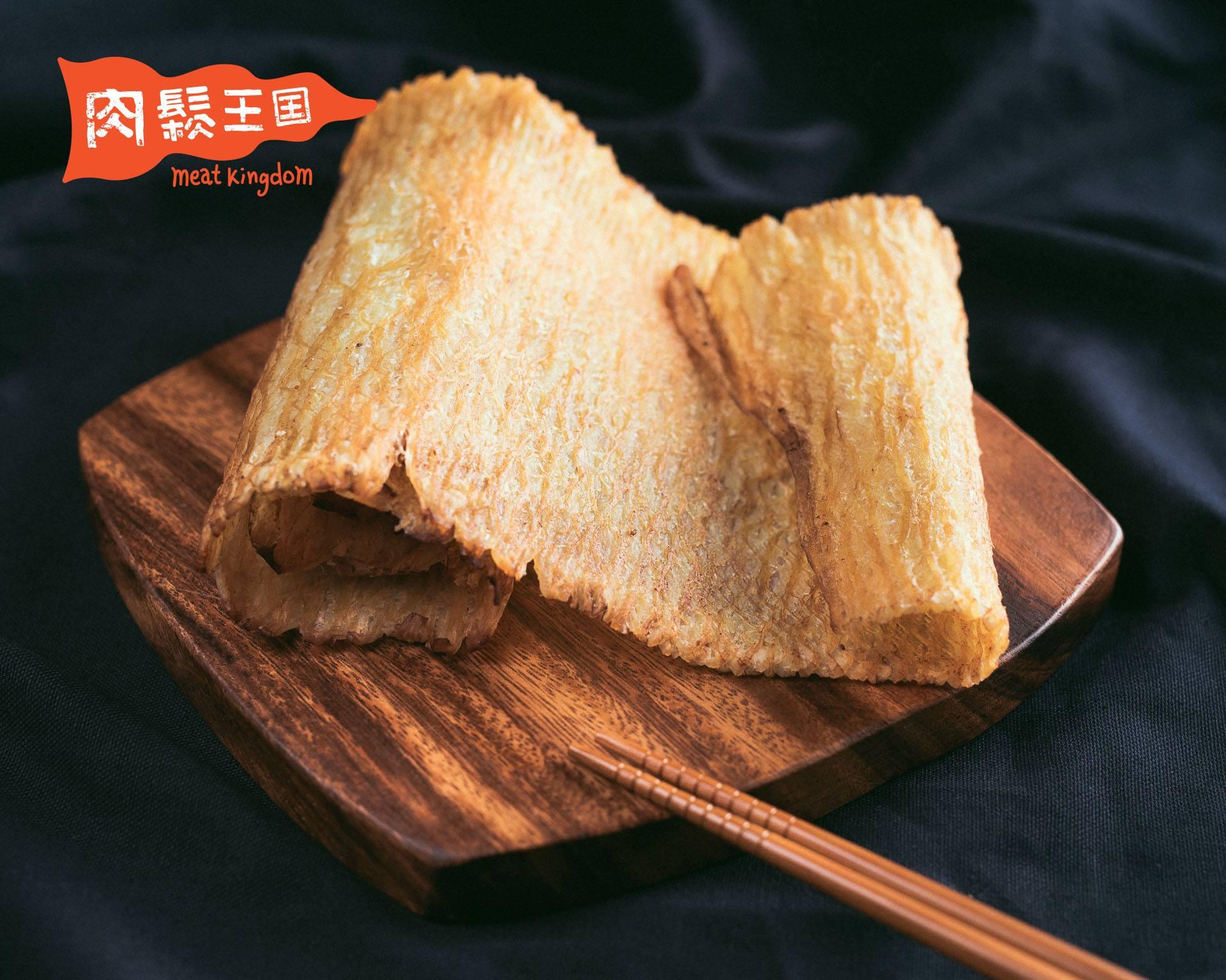 肉鬆王國 『碳烤魷魚片』☞手撕更有趣☞國王放鬆包 75g±10g