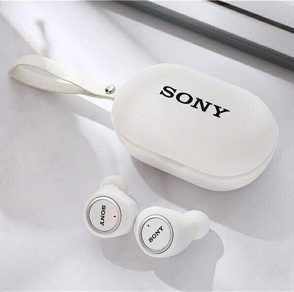 (平行輸入)SONY TWS-18 超低音真藍牙無線音樂藍牙耳機