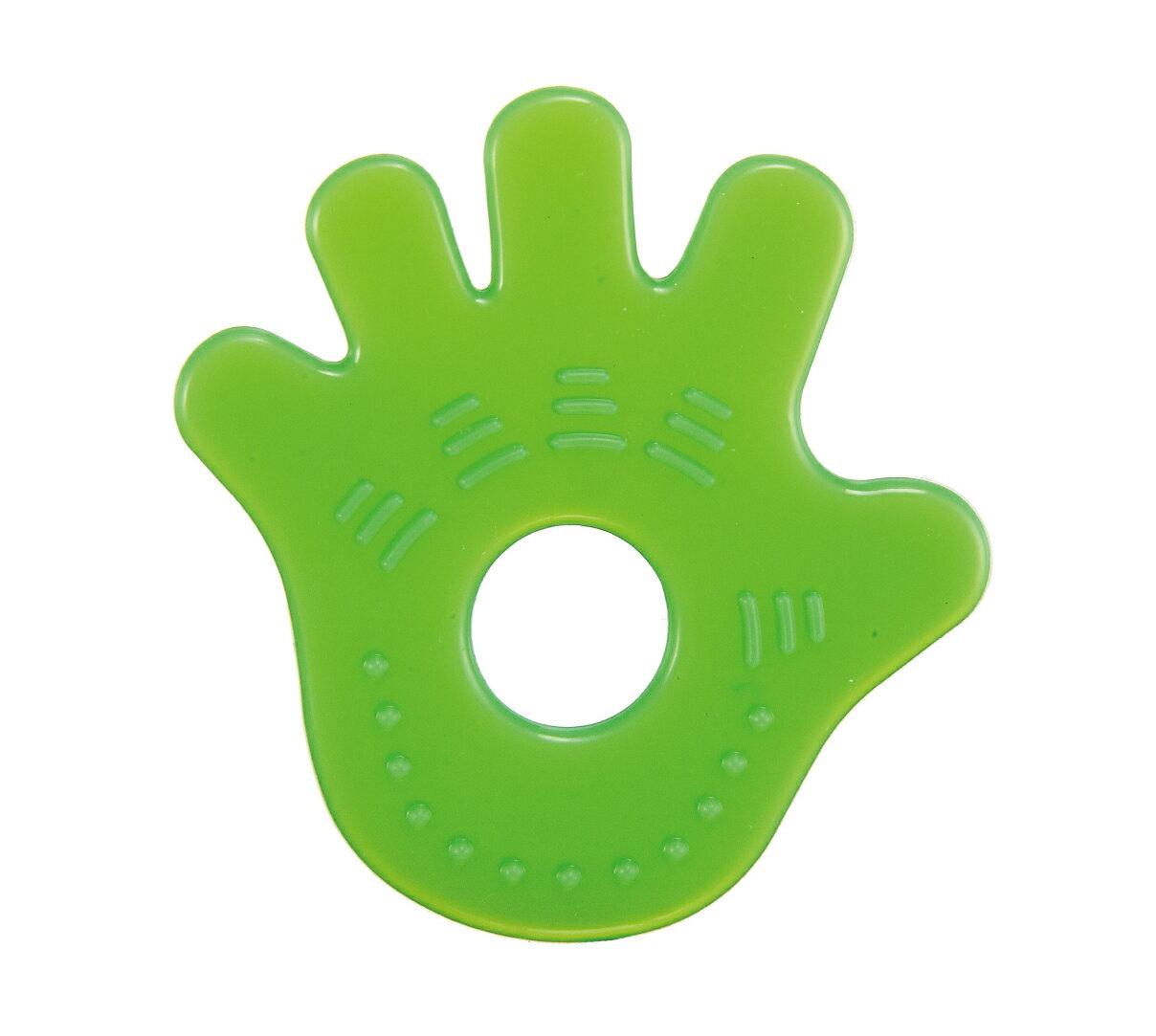 小獅王辛巴-矽膠固齒器-牛奶香(手) 大樹