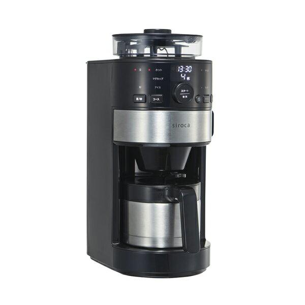 日本siroca 全自動研磨保溫咖啡機 / SC-C122。日本必買 日本樂天代購(26784*5.9)。件件免運 1