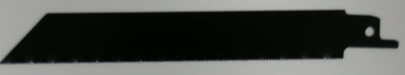 台灣製造 木工用【6吋X24T 軍刀鋸片 往復鋸片】高碳鋼材質(5支/組)