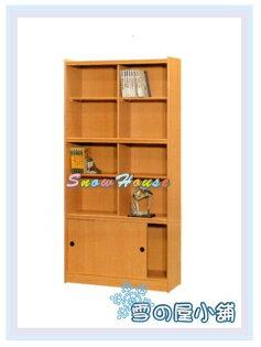 ╭☆雪之屋居家生活館☆╯AA555-09A36書櫃(美背式)置物櫃收納櫃展示櫃附活動隔板4片、玻璃4片