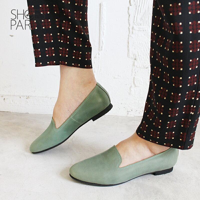 【C2-18108L】素面牛皮歐貝拉_Shoes Party 1