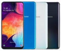 ↘滿6000折500___Samsung Galaxy A50 6G/128G 雙卡八核後置三鏡頭智慧手機贈無線藍芽美拍握把⧓好買網-好買網-3C特惠商品