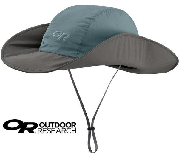 OutdoorResearch西雅圖防曬圓盤帽登山帽遮陽帽UPF50+2643871203藍