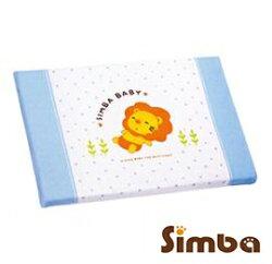 小獅王透氣天然乳膠枕(藍)【樂寶家】