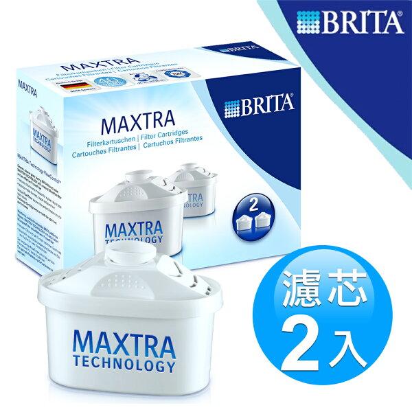 快樂老爹:【德國BRITA】MAXTRA八週長效濾芯BR02x2(2入組*2)