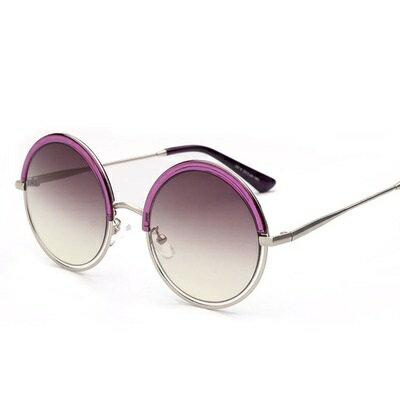 ~太陽眼鏡偏光墨鏡~半金屬鏤空鏡框男眼鏡 6色73en71~ ~~米蘭 ~