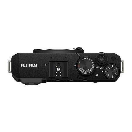 富士 FUJIFILM X-E4 單機身 銀 黑 2610萬像素 180翻轉自拍螢幕 20fps 高速連拍 公司貨 XE4