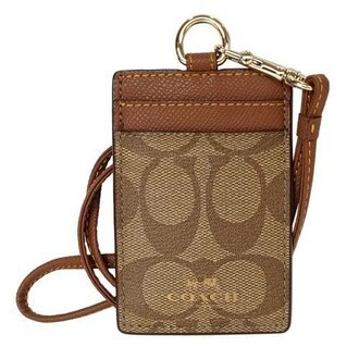 【COACH】經典LOGO證件夾 (2色)【全店滿4500領券最高現折588】