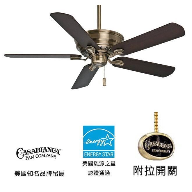 <br/><br/>  [top fan] Casablanca Adelaide 54英吋能源之星認證吊扇(54116)古銅色<br/><br/>