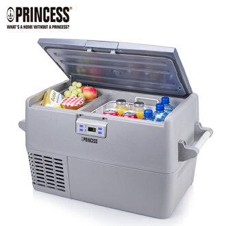 【PRINCESS|荷蘭公主】智能壓縮機行動冰箱/33L 282898【三井3C】