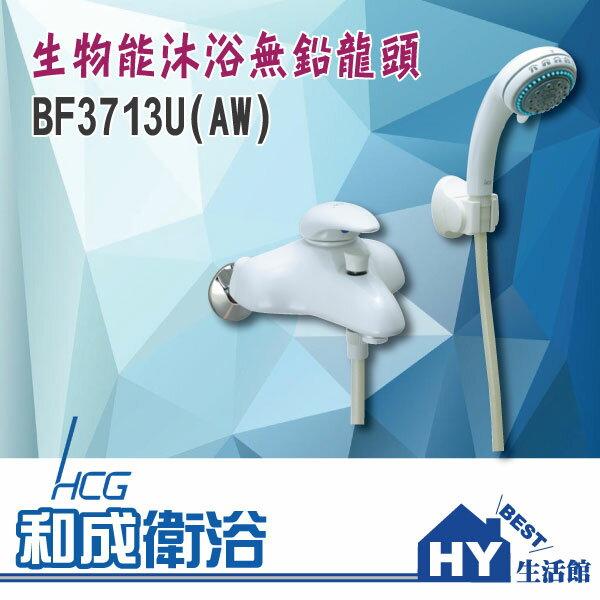 HCG 和成 BF3713U(AW) 生物能沐浴無鉛龍頭 -《HY生活館》水電材料專賣店