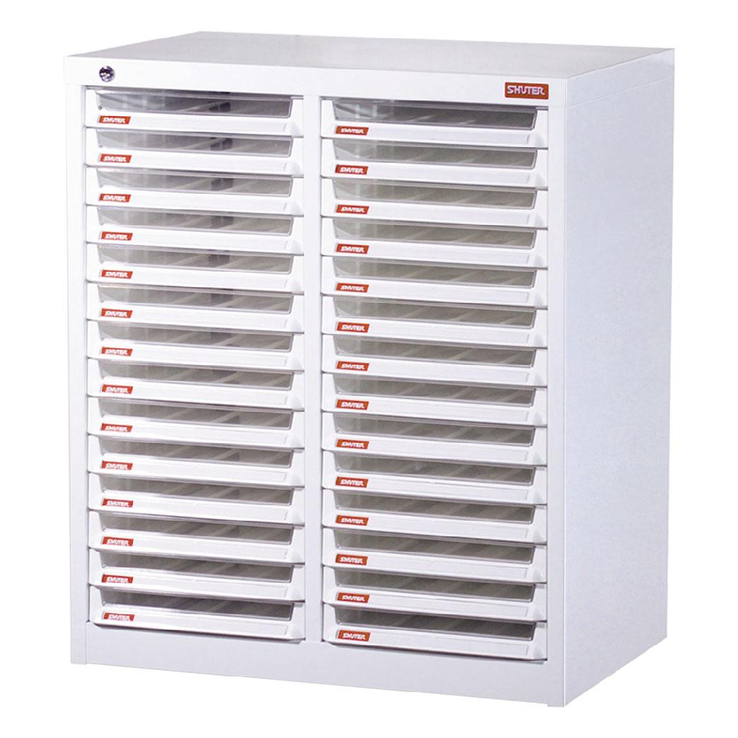 A4X-228PK落地型樹德櫃 檔案整理 文件櫃 收納 社團用文書櫃 分類 資料櫃