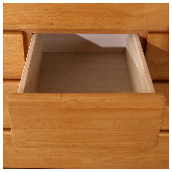 ◎(OUTLET)高整理衣櫃 斗櫃 OUKA2 90HC LBR 福利品 NITORI宜得利家居 6