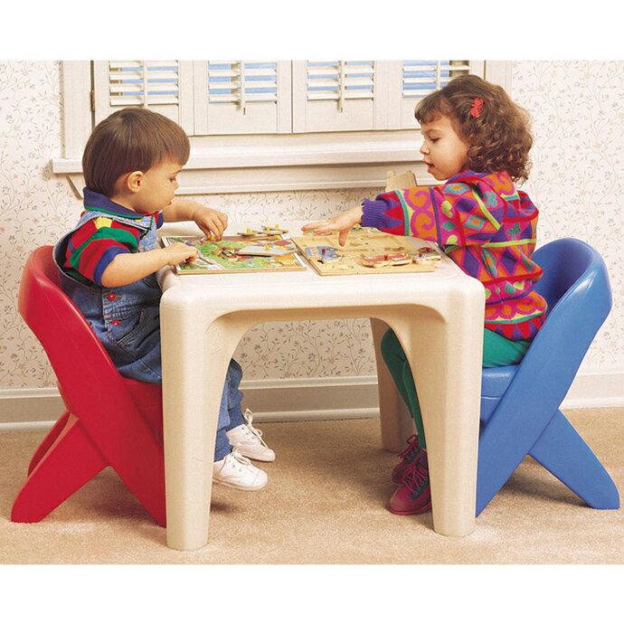 【華森葳兒童教玩具】扮演角系列-Step2 桌椅套裝 A4-7525
